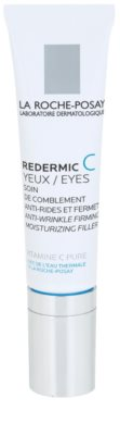 La Roche-Posay Redermic [C] crema antiarrugas contorno de ojos para pieles sensibles